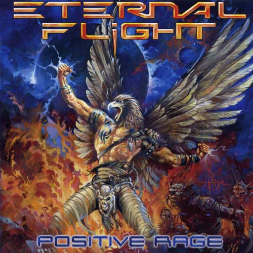 Eternal Flight – Positive Rage