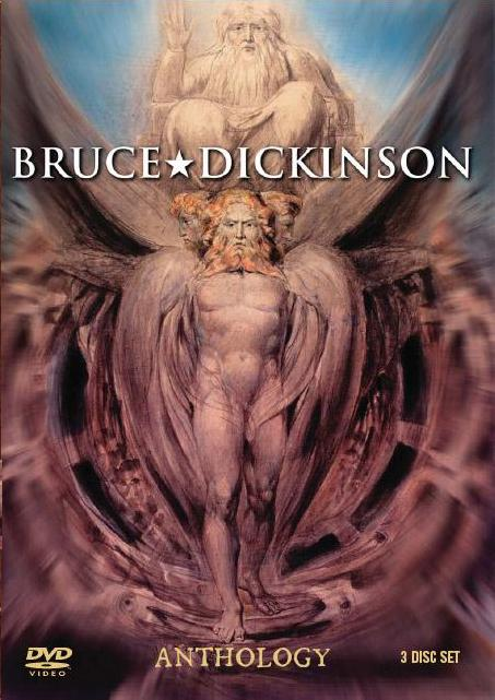 Bruce Dickinson – Anthology