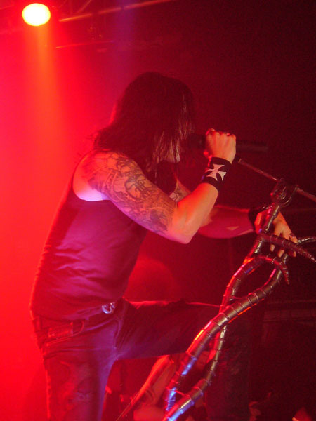 Satyricon + Keep of Kalessin + Insomnium – 26 septembre 2006 – Locomotive – Paris