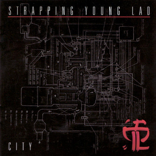 Strapping Young Lad – City