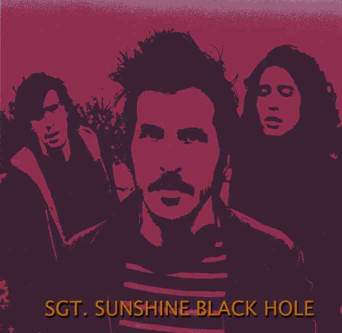 Sgt Sunshine – Black Hole