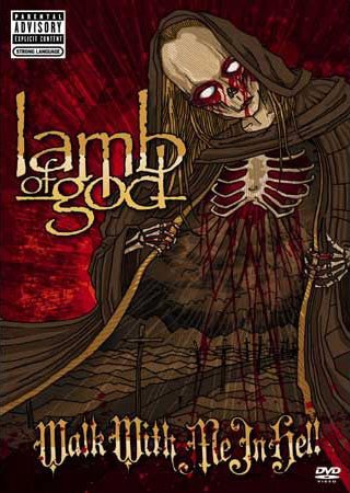 Lamb Of God – Walk With Me in Hell (Dvd)