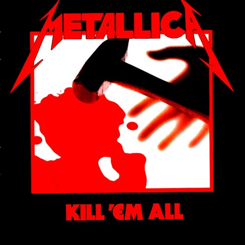 Metallica – Kill'Em All