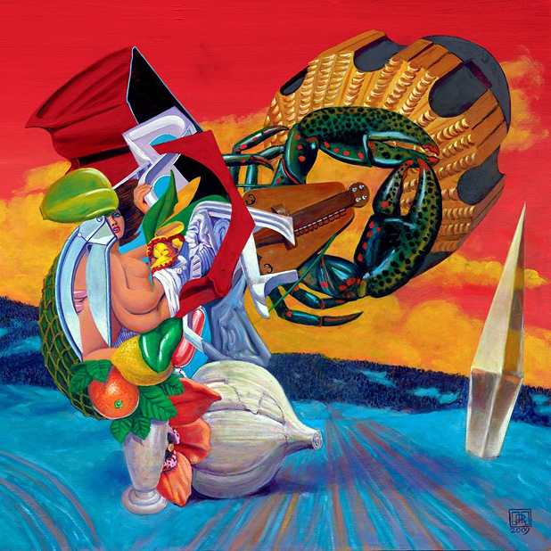 The Mars Volta – Octahedron