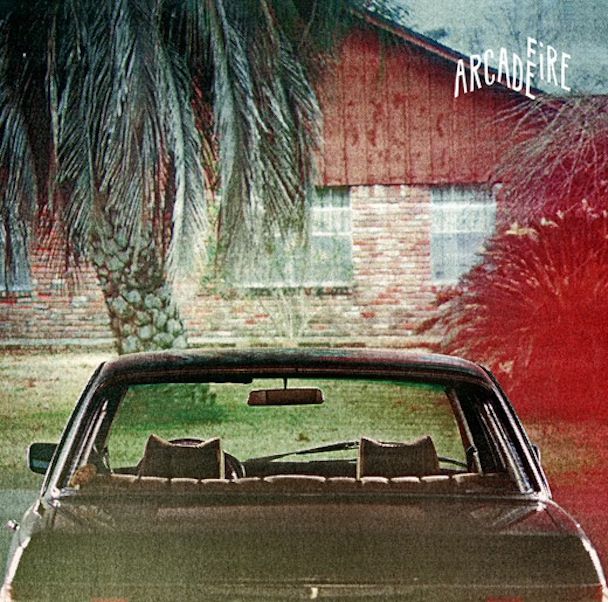 Arcade Fire – The Suburbs