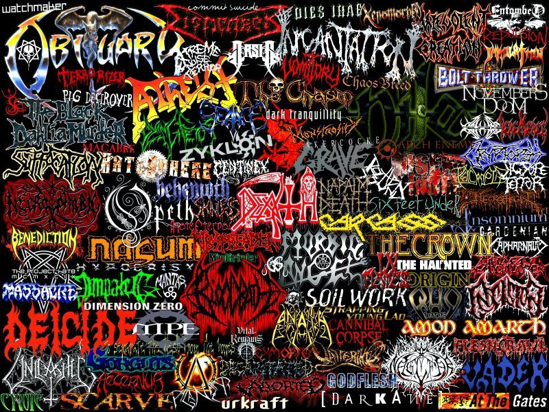 Death Metal – Best of from the grave