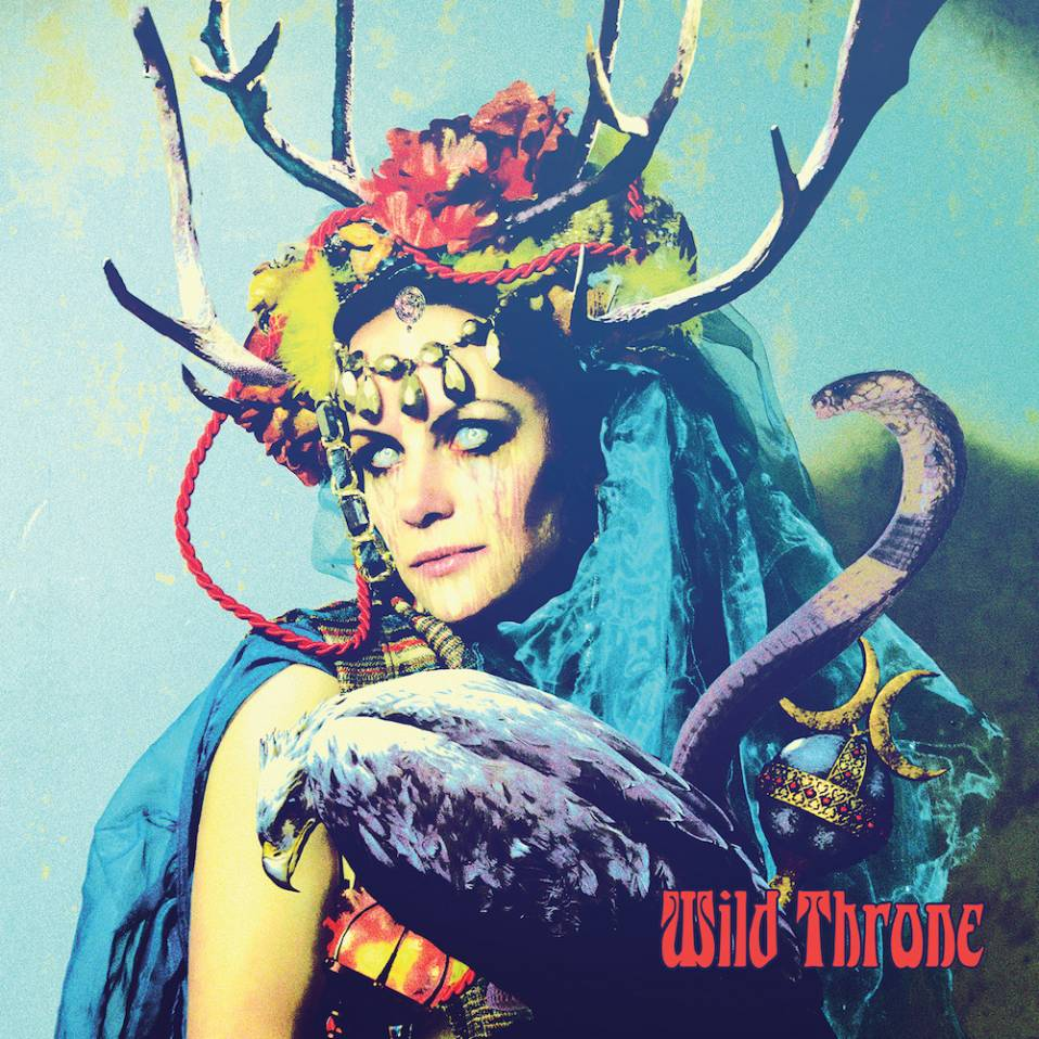 Wild Throne – Blood Maker (EP)
