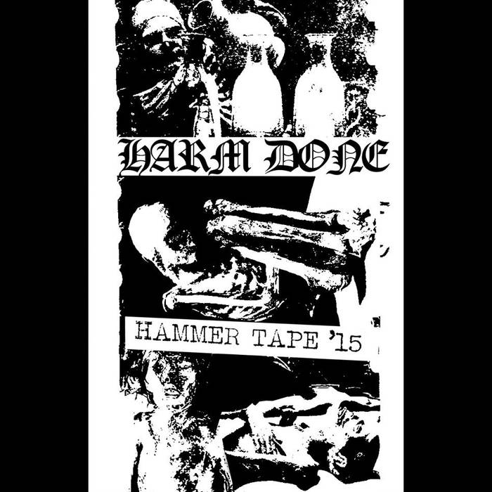 Harm Done – Hammer Tape'15