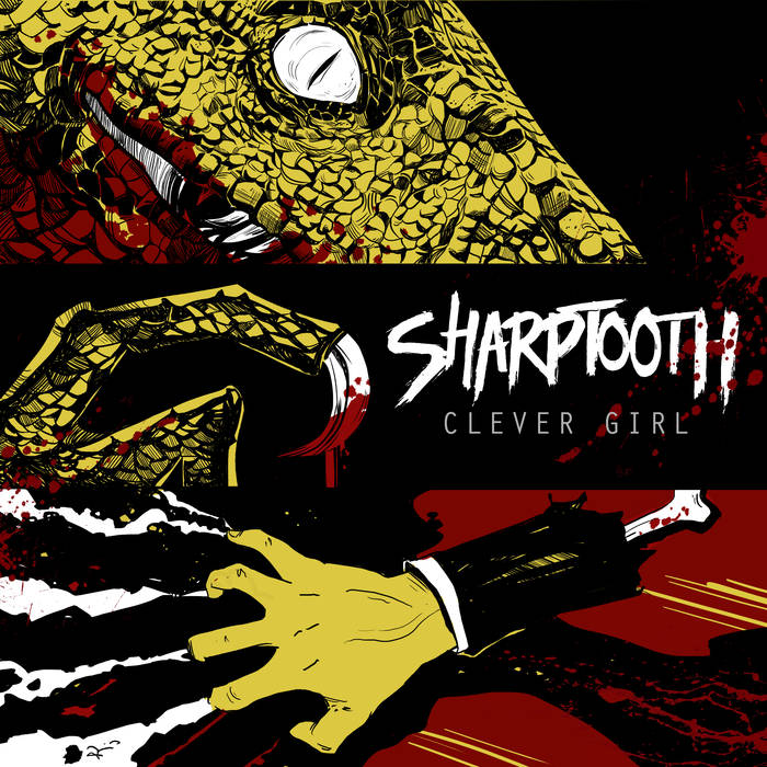 Sharptooth – Clever Girl