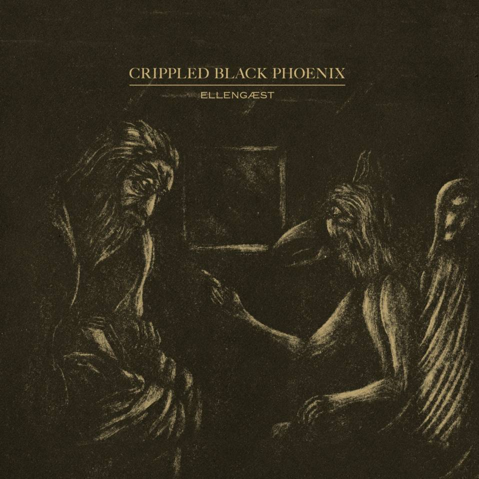 Crippled Black Phoenix – Ellengæst